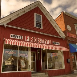 Landmark doughnut shop Frosty's preparing to reopen in Brunswick