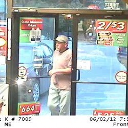 Orono police seeking suspect who used lost credit card at Walmart