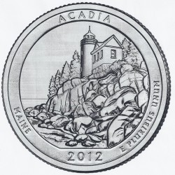 Bass Harbor lighthouse, Acadia to appear on new quarter