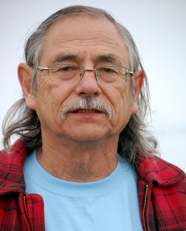 Hugh Akagi, chief of the Passamaquoddy tribal members who live on the Canadian side of the St. Croix River, is a scientist who has spent decades monitoring what he considers the demise of the waterway.