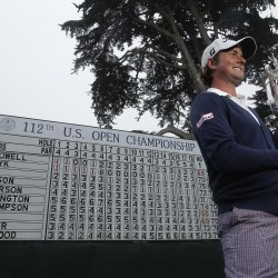 Webb Simpson rallies to win Deutsche Bank