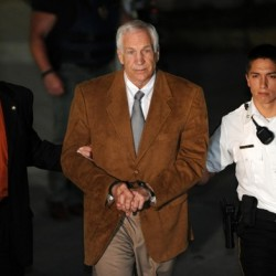 Convicted Penn State coach Jerry Sandusky fighting to get pension restored