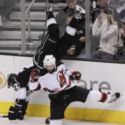 Devils captain Parise does what it takes to win