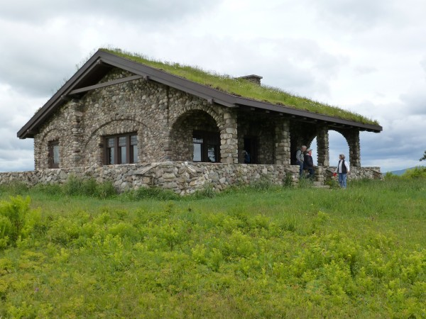 The Coastal Mountains Land Trust will open Beech Nut, a 1915 sod-roof hut, for a few days this summer.