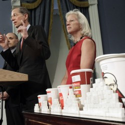 Beverage tax foes hold sway financially in Maine