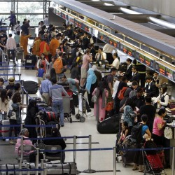 Higher airfare, crowded planes likely to linger after summer