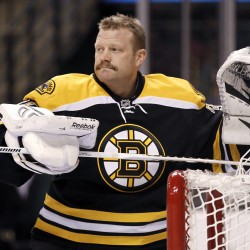 Tim Thomas: No. 1 in the NHL, No. 1a on the Bruins