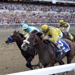 Belmont Stakes benefits from thrilling finish