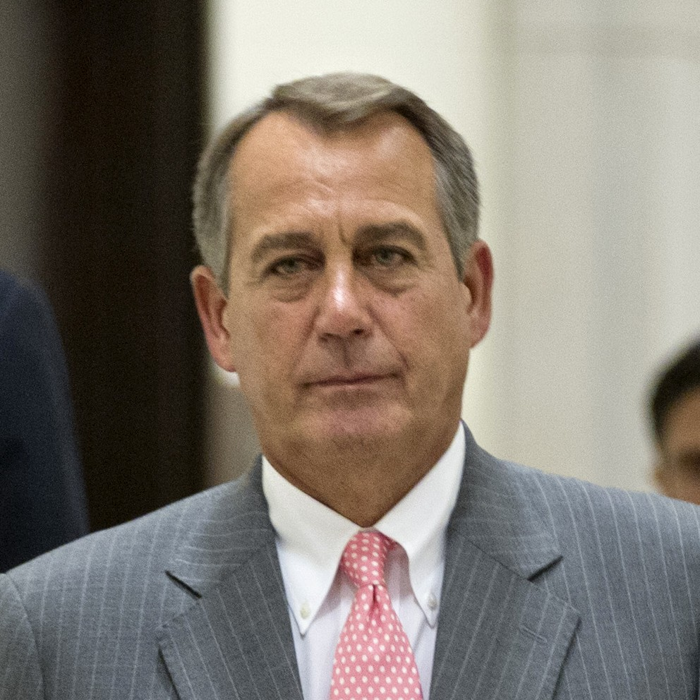 Boehner opens door to tax hikes, shifts US fiscal cliff talks