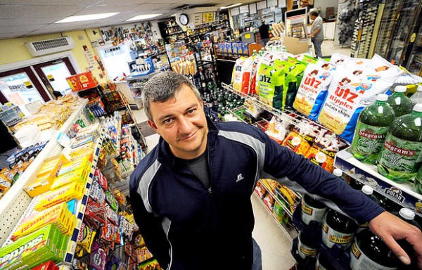 &quotThe people don't understand how bad they're getting screwed by this system,&quot said Mark Ferguson, managing partner at Poland convenience store The Village Kitchen, about Maine's tax on food. &quotAnd in a lot of cases the politicians don't either.&quot