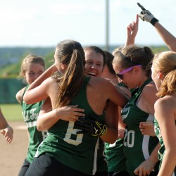 Hayward pitches Old Town softball team to quarterfinal win over Winslow