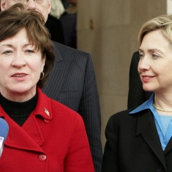 Susan Collins buys new home in DC