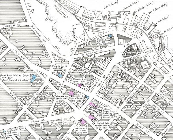 Contradancing map.