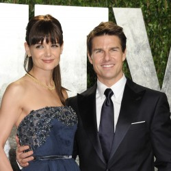 Katie Holmes-Tom Cruise split focuses on custody, Scientology