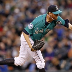 South Portland's Charlie Furbush having breakthrough season with Mariners