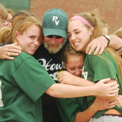 Penobscot Valley's Kayla Dube shuts out DI-Stonington in EM 'D' softball championship