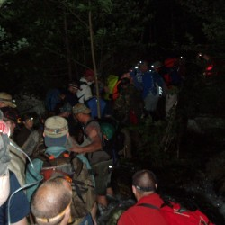 Woman sets record on Appalachian Trail for fastest hike