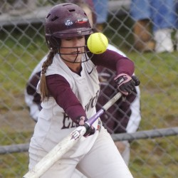 Power surge fuels Ellsworth softball team past John Bapst