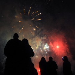 Fireworks still a go for Saturday despite rainy forecast