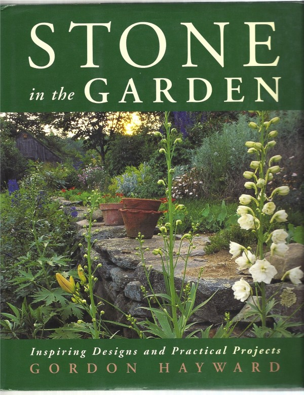 Gordon Hayward, author of popular book, &quotStone in the Garden&quot will speak in Bar Harbor on Monday, 2 July 2012