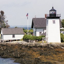 Open Lighthouse Day on Maine's midcoast mixes sentiment, fascination