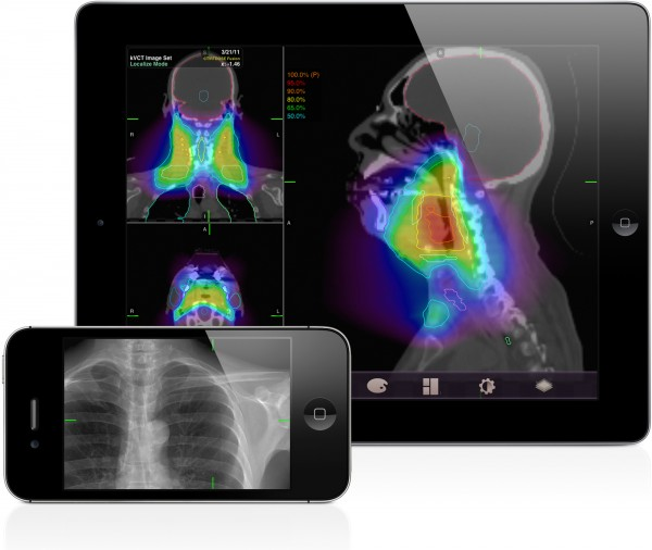 MIM's Software app that allows doctors to view X-rays and MRIs on smartphones and tablets was one of the first to win FDA approval.