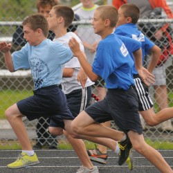Maine youngsters record top-10 finishes at Hershey national track meet