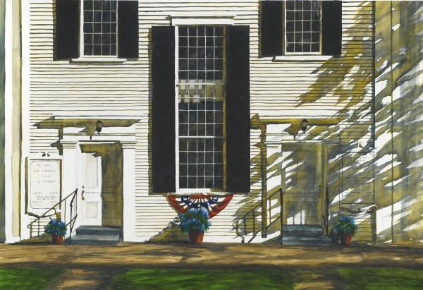 Hydrangeas Watercolor