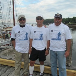 Man to race sailboat Rockport to Boothbay — on foot