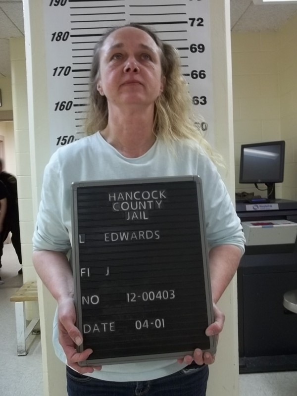 Patrick Jordan, 43, and Julie Edwards, 47, were arrested Wednesday by Maine Drug Enforcement Agency on charges of unlawful trafficking in oxycodone.