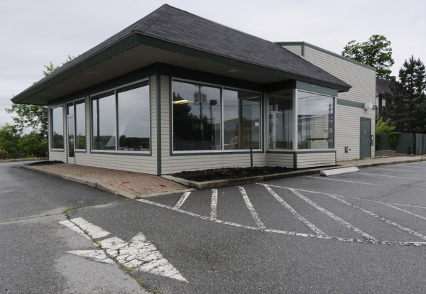 Penobscot County Federal Credit Union plans to open a branch at the former McDonald's site on Main Street in Bangor by fall of this year.