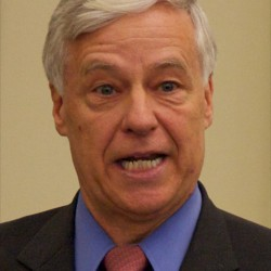 Michaud, Raye nearly even in third-quarter fundraising