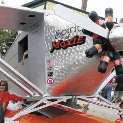 Lisbon Falls celebrates Maine's official soft drink, Moxie, in style