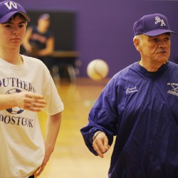Supporters come out for embattled Southern Aroostook coach Murray Putnam
