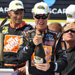 Hamlin and Logano believe tide is turning