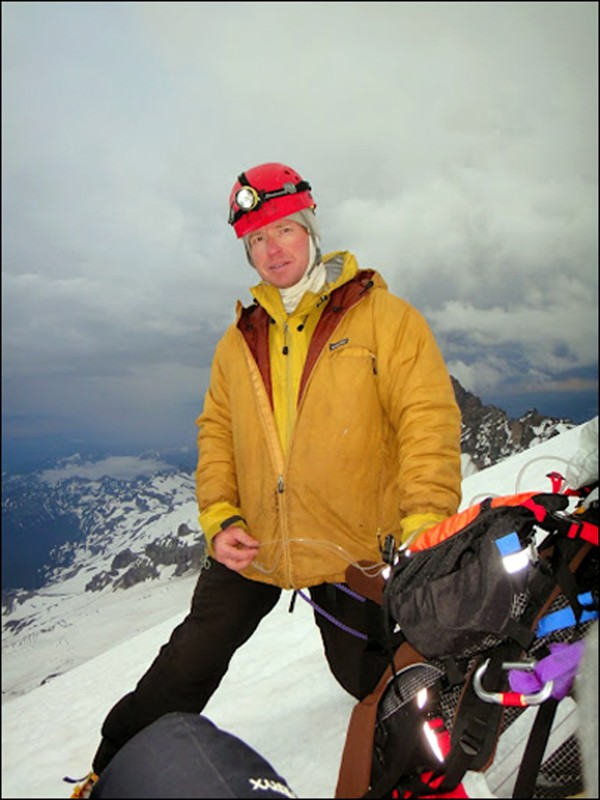 Patten native and park ranger Nick Hall lost his life while taking part in a rescue effort on Mount Rainier in Washington on Thursday, June 21, 2012.