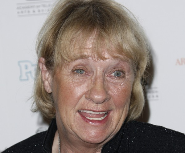 Kathryn Joosten arrives at the Primetime Emmy Awards Nominees for Outstanding Performance reception in Los Angeles in 2008.