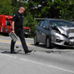 Woman dies in Bucksport accident