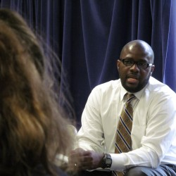 Candidate for Portland superintendent's job takes questions at forum