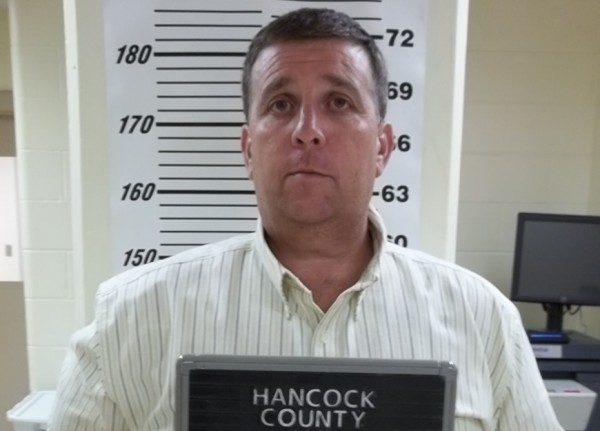 Patrick Jordan, 43, and Julie Edwards, 47, were arrested Wednesday by Maine Drug Enforcement Agency on charges of unlawful trafficking in oxycodone. Jordan is the president of the Ellsworth construction firm R.F. Jordan & Sons.