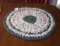 Beverly Richards from Rags2Rugs will lead a Crochet Rag Rug Workshop at Woodlawn, June 16, from 9 am until 3 pm.  The cost is $80 for Woodlawn members/$90 for non-members.  For information and registration, call Woodlawn at 667-8671 or visit www.woodlawnmuseum.org