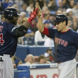 Gomez drives in go-ahead run, Red Sox beat Toronto