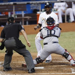 Marlins beat Josh Beckett and Red Sox 4-1