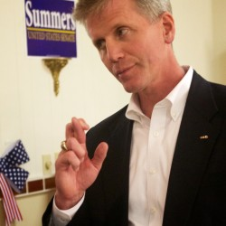 D'Amboise sharpens campaign in six-way GOP primary for Senate seat