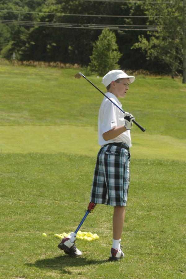 Sam Alexander of Hudson was an avid golfer from Hudson who lost his battle with osteosarcoma, a rare form of bone cancer, in October of 2011 at the age of 15.