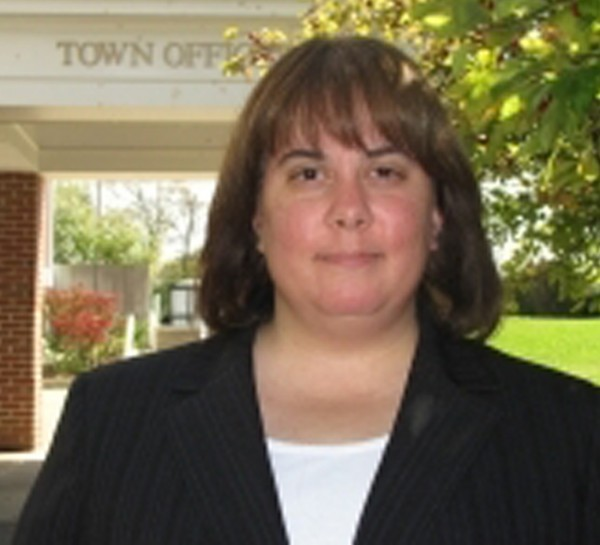 Orono Town Manager Sophie Wilson
