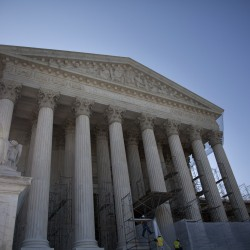 Many Maine eyes on U.S. Supreme Court this week