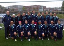 Bronco Travel Soccer Club's U14 girls off to strong start again