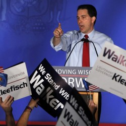 Milwaukee mayor will try again to beat Scott Walker