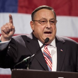 LePage's restriction on bonds hurts businesses he claims to support